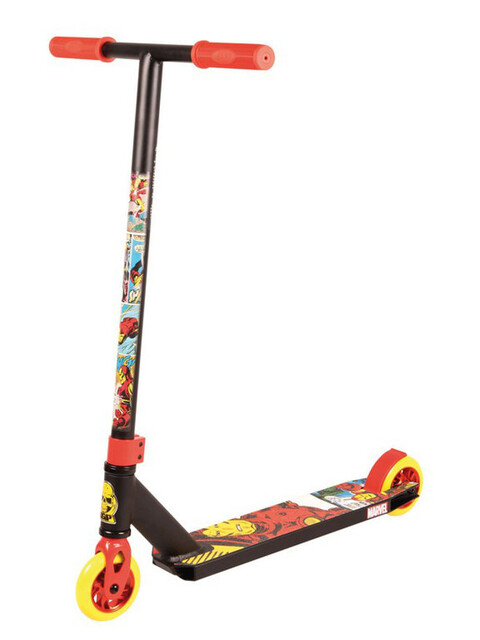 MADD GEAR Extreme Marvel - Patinetes - rojo/Multicolor